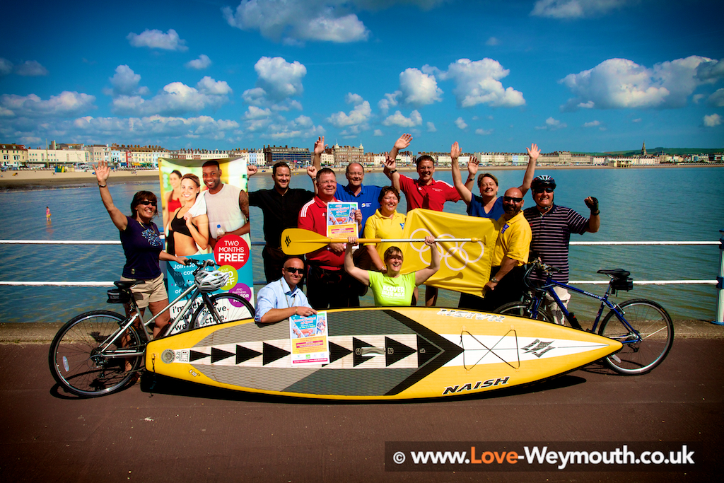 Dorset Festival of Sports Returns to Weymouth This Summer