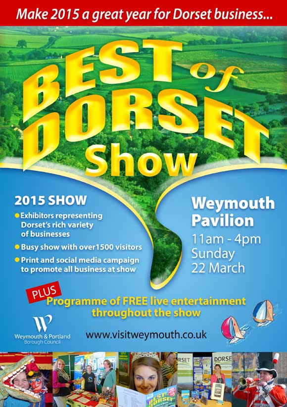 Best of Dorset Show – Sunday March 22nd 2015