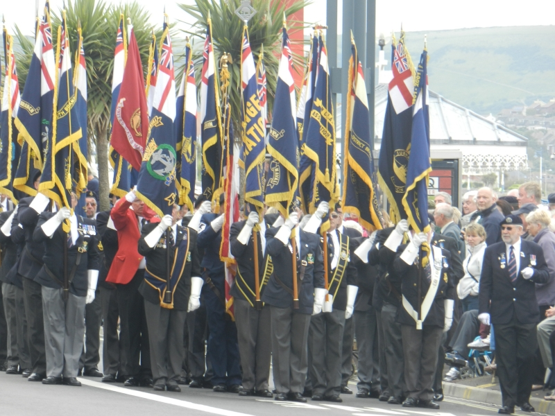 Weymouth Veterans Awareness Week starts Saturday 20th June 2015