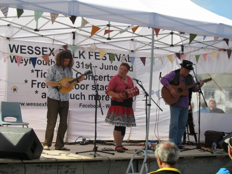 Wessex Folk Festival 2015 …. it's nearly here
