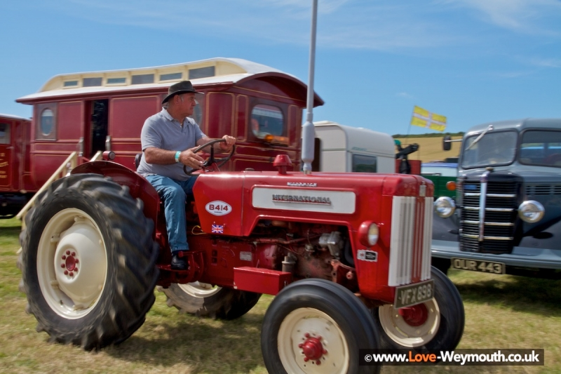 Chickerell Steam and Vintage Fair 2015