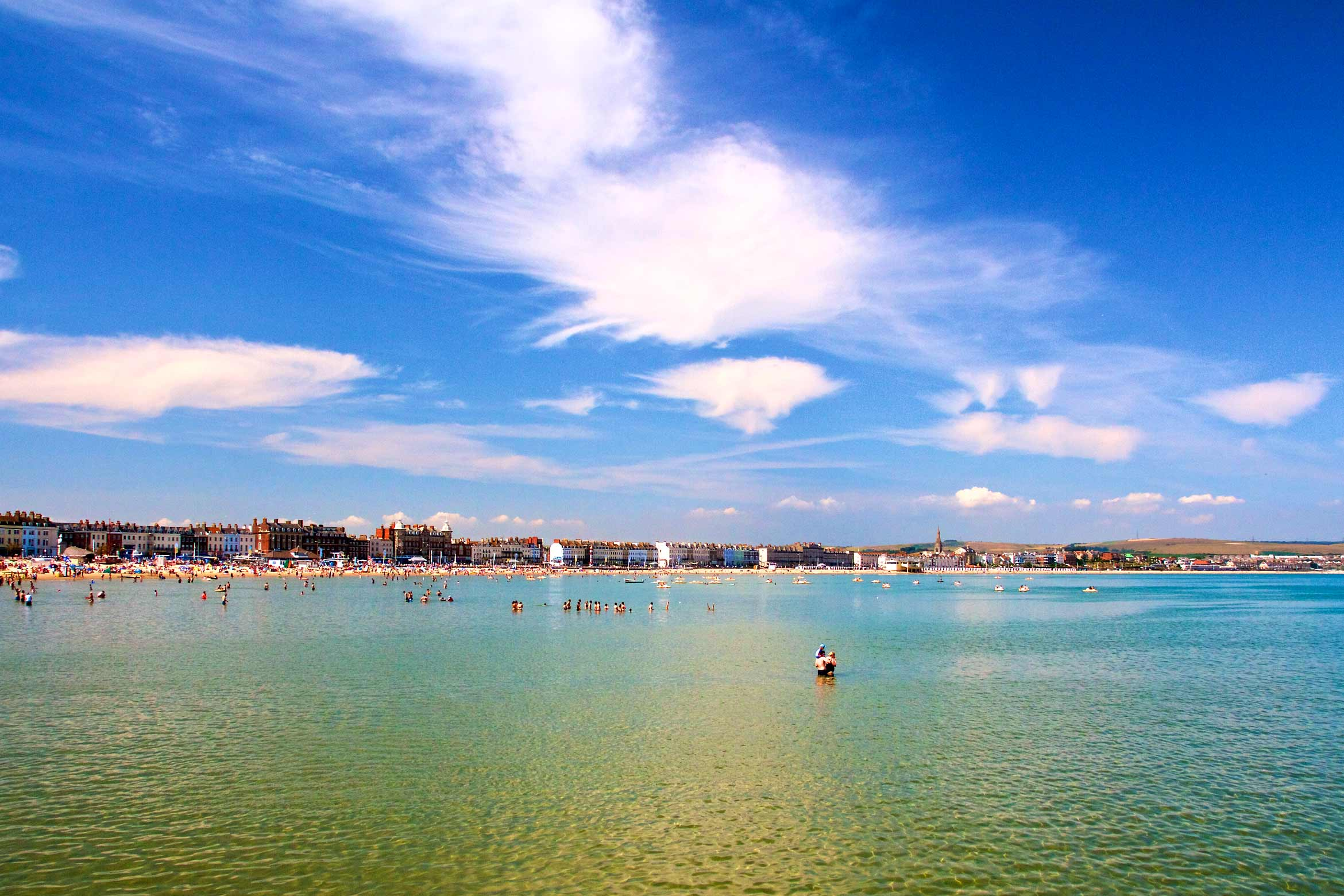 Weymouth-Bay-and-Beach