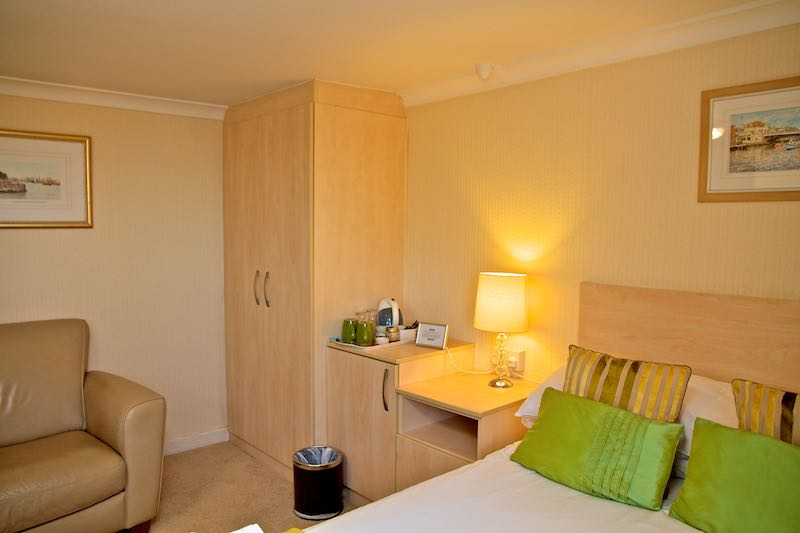 Double Room at Weymouth Beach B and B