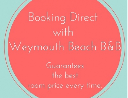 Book direct with Weymouth Beach B&B we will always beat online prices
