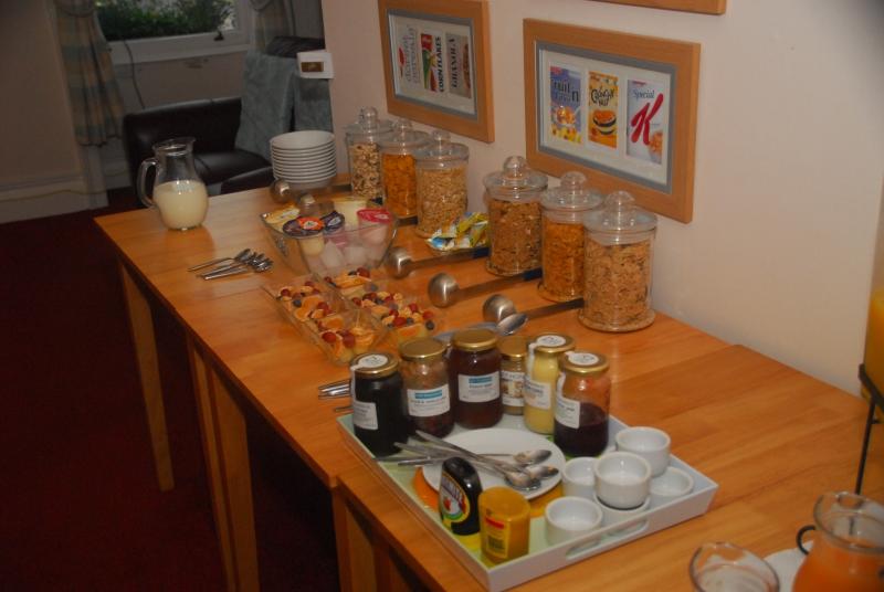Weymouth Beach B&B gives breakfast a real wow factor