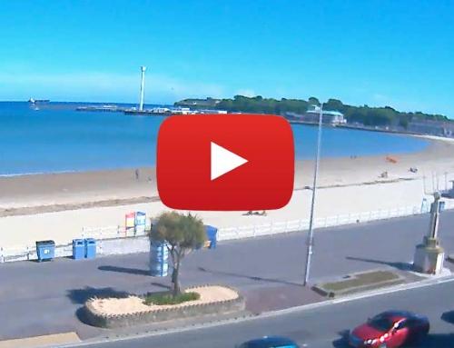 Weymouth Beach B and B Webcam